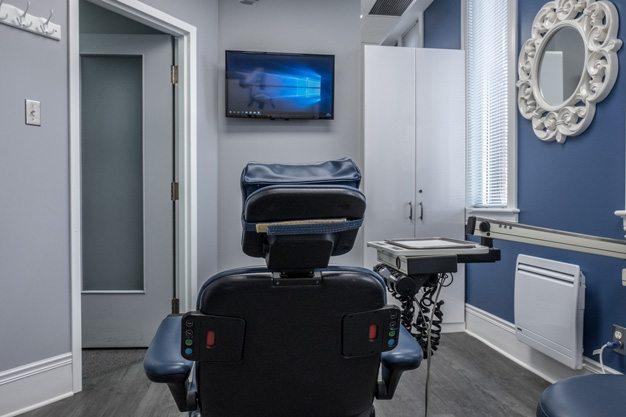 salle de traitement, clinique dentaire ART de laval 5