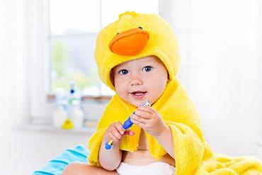 santé dentaire du bébé, clinique dentaire ART de laval